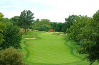 Lawrence Country Club #1 hole