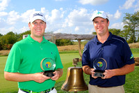 Pete Krsnich and Tyler Chapman, Mid-Am Team Champions